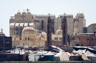 Photo: A.Krause-laif, Monastery of St. Dimyana.