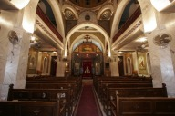 Photo: online image, Church of the Holy Virgin at Zaytun