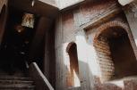 Photo: Shangyun Shen, the Church of St. Wadamon under renovation.