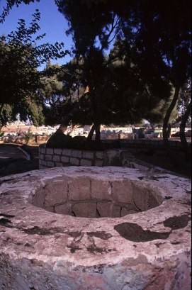 Photo: Norbert Schiller, the blessed well of al-Bahnasa.