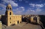Photo: Norbert Schiller, the ancient church of Gabal al-Tayr.