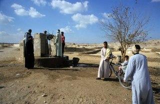 Photo: Norbert Schiller, Bir al-Sahaba